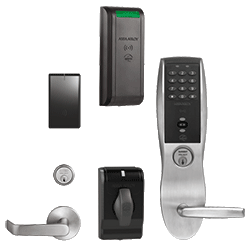 BadgePass Aperio Wireless Locks