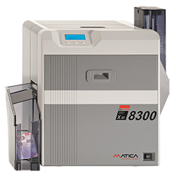 BadgePass NXT5000-R retransfer card printer
