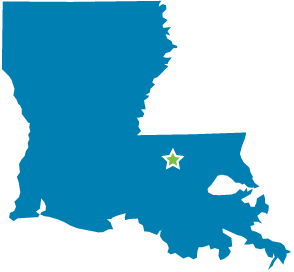 location - baton rouge louisiana office