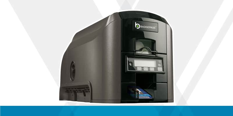 GX1 Card Printer